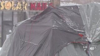 Kansas City-area organization works to keep people experiencing homelessness safe