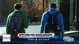 Consumer Reports: Tips on applying for college scholarships