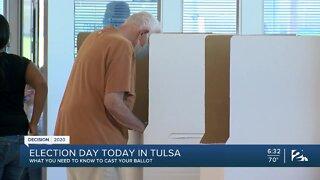 Tulsa County Election Day