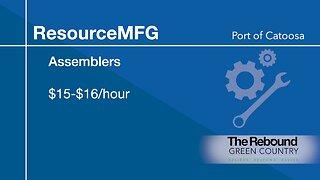 Who's Hiring: ResourceMFG