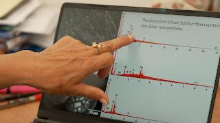 Antionietta Gatti | Analysis of Covid Test swabs | Planet Lockdown