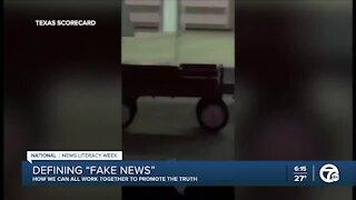 """Defining """"Fake News"""""""