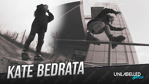 Kate Bedrata from Ukraine