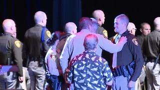 38 recruits to join Las Vegas Metropolitan Police Department