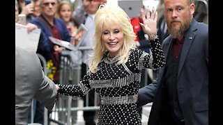 Dolly Parton 'proud' to have helped fund coronavirus vaccine