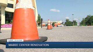 Mabee Center Renovation