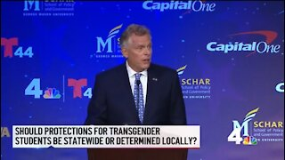 Terry McAuliffe: Parents Shouldn't Tell Schools What They Should Teach