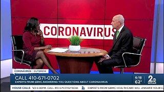 Coronavirus Outbreak House Calls: Dr. John Chessare