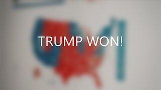 Donald J. Trump Won the 2020 Election!