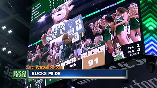 Bucks fever spreading throughout Milwaukee