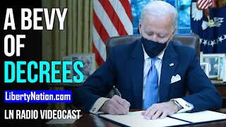 A Bevy of Decrees - LN Radio Videocast