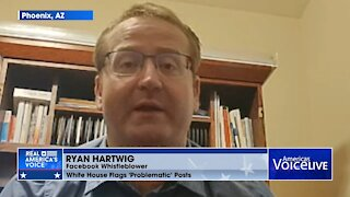 Facebook Whistleblower Ryan Hartwig on White House instructing social media what to censor
