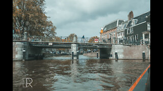 Euro Trip: To Amsterdam