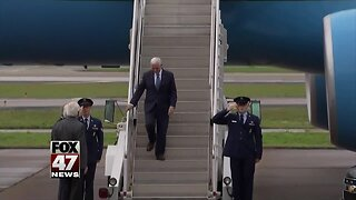 Vice President Mike Pence coming to Michigan Wednesday