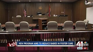 New program in Jackson County aims to reduce babies in foster care
