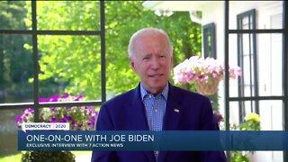 One-on-one with Joe Biden
