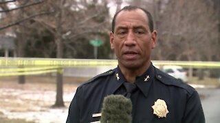 Update on Denver police shooting that followed burglary