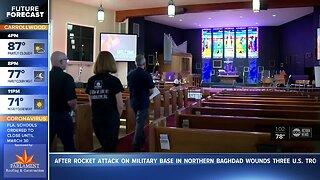 Tampa Bay area churches make changes amid Coronavirus concerns