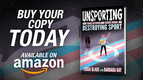 NEW BOOK: Unsporting - How Trans Activism and Science Denial are Destroying Sport