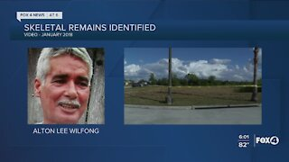 Remains found in Fort Myers identified