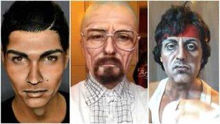 Utrolige makeup-transformationer