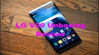 LG V20 Best Smartphone Review