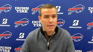 01/27 Brandon Beane addresses media