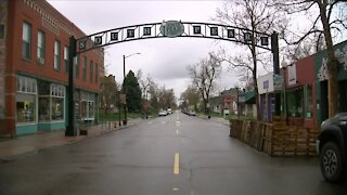 South Pearl Street unveiling new design feature-- arches