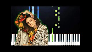 Royal & the Serpent - Overwhelmed (Piano Tutorial)