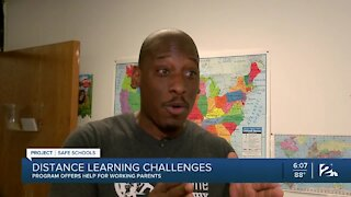 Program offers help with distance learning challenges