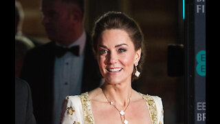 Duchess Catherine volunteers to call lonely pensioner