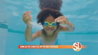 Kathryn Emery, 20-year home improvement & lifestyle expert has some tips to keep your pool swim ready all summer long