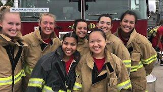 Milwaukee Fire Department Cadet Program works to recruit more women