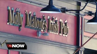 Molly Malone's building for sale after fire