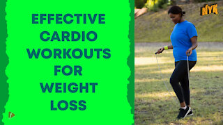Top 4 Best Cardio Workouts For Weight Loss