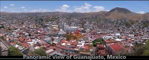 Ride the Funicular in Guanajuato, Mexico