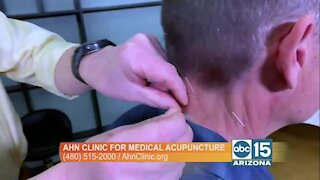 The Ahn Clinic for Medical Acupuncture can heal neck and back pain naturally - no drugs!