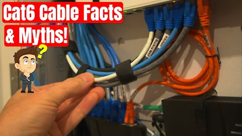Cat6 Cable Facts and Myths   CAT6 FACTS 2021