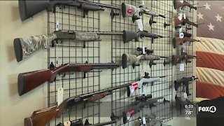 Military-grade weapons bill proposed