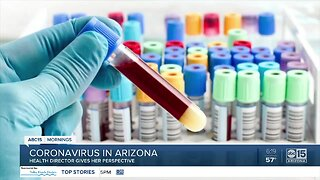 Health director gives her perspective on coronavirus