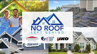 Nominate Someone In Need // No Roof Left Behind // Masterpiece Roofing