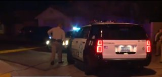 Police update deadly shooting involving officers in south Las Vegas
