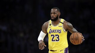 LeBron James To Forgo Social Justice Message On Jersey
