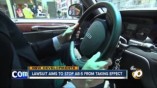 Lawsuit aims to stop AB-5 from taking effect