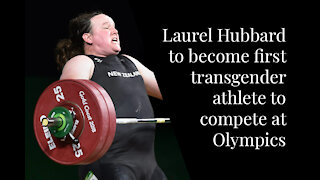 First transgender athletic to compete in Olympics
