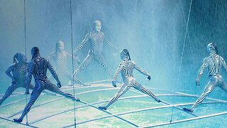 Cirque du Soleil performer falls during 'O' show at Bellagio Las Vegas