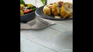 Chicken Roll Cordon Blue