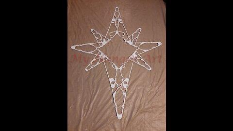 Hanger Star of Bethlehem