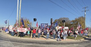 STOP the STEAL RALLY Macomb County Michigan