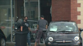 Local business owners find livelihoods smashed following second night of Kenosha unrest